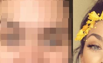 Scarlett Moffatt, instagram, selfie