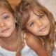 Ava Marie, Leah Rose, najpiękniejsze bliźniaczki