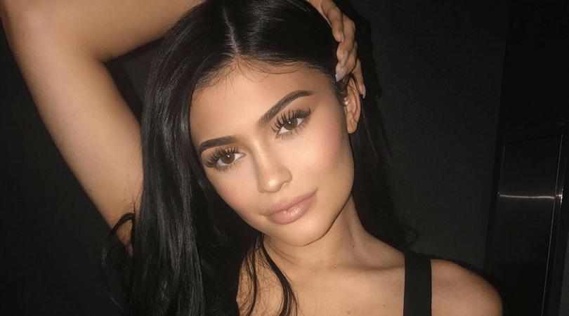Kylie Jenner, córka Kylie Jenner, Stormi Webster