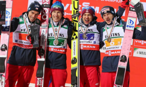 skoczkowie narciarscy, dzieci skoczków, Adam Małysz, Piotr Żyła, Stefan Hula