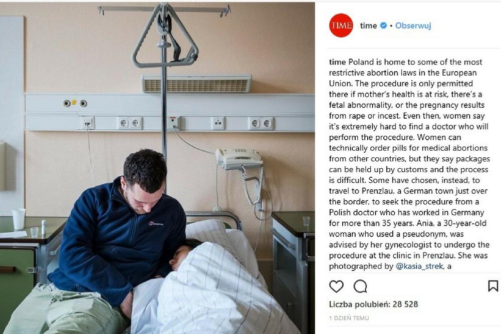 prawo do aborcji, aborcja w Polsce, usunięcie ciąży