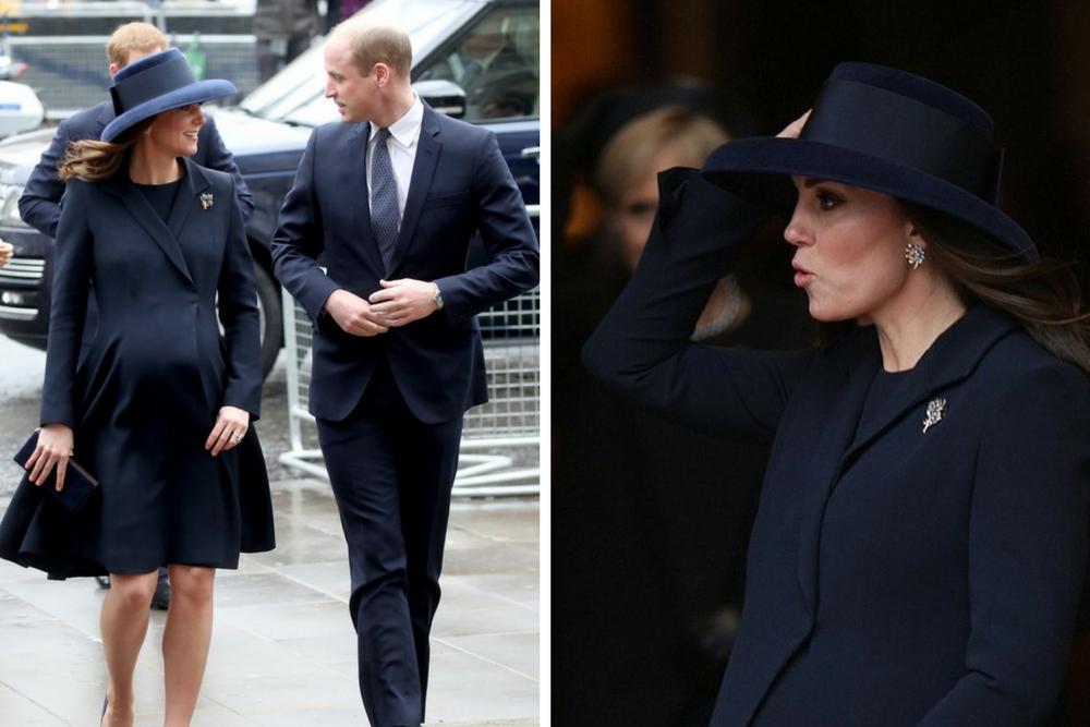 kate middleton, księżna kate, księżna walii w ciąży
