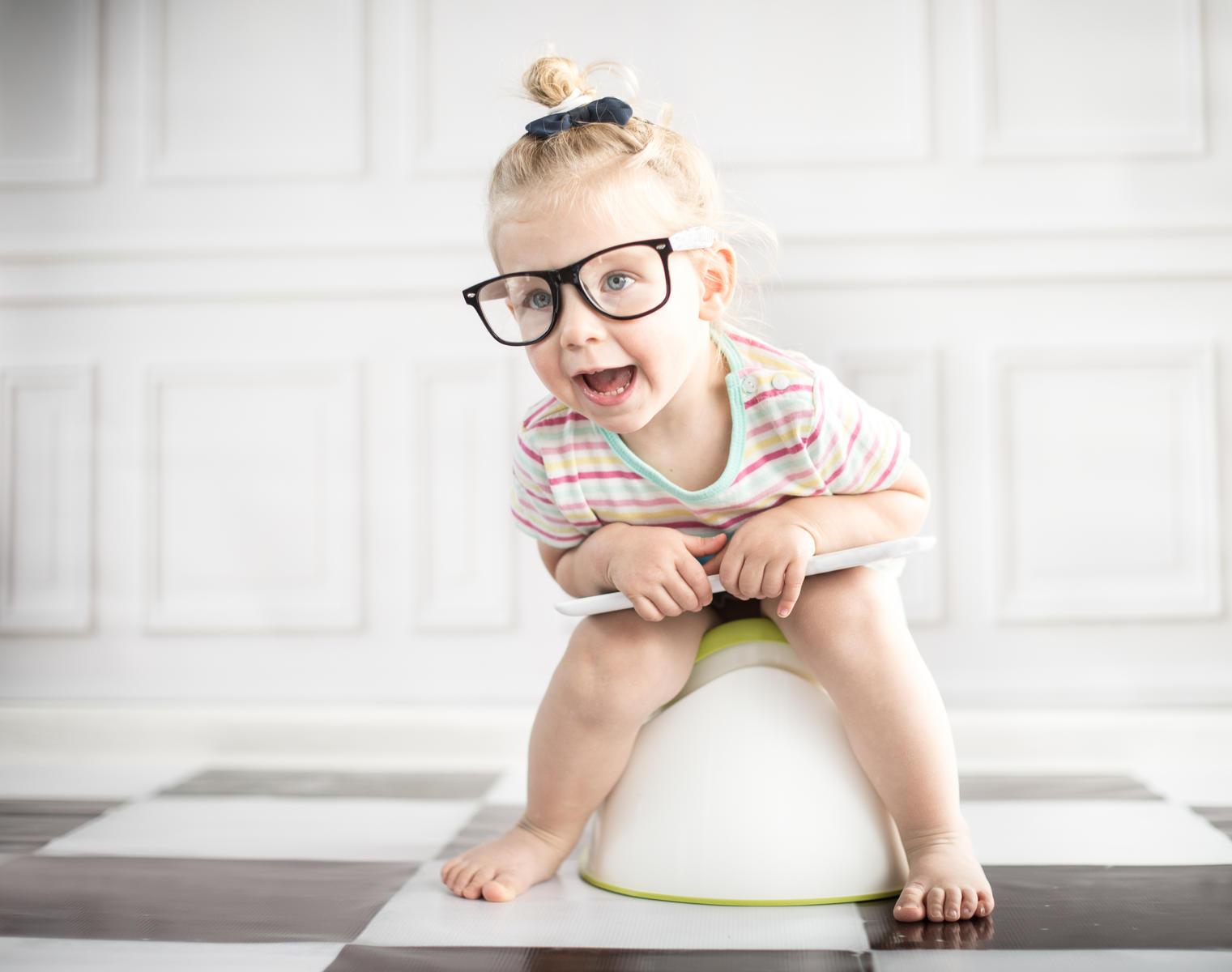 NOCNIKOWANIE- jak nauczyć dziecko siadać na nocnik