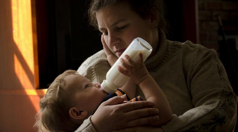 matka, list matki do dzieci