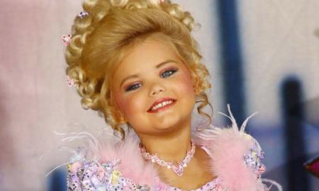 Eden Wood, Mała Miss, konkurs piękności, Mała piękność