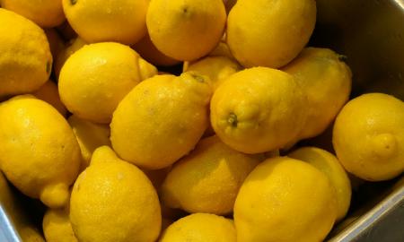 właściwości cytryny, cytryna na odchudzanie, zielona herbata
