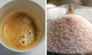kawa, dodatki do kawy, sól do kawy, kawa z solą