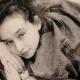 martyna wojciechowska, wojciechowska jako nastolatka