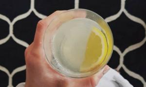 napój odchudzający, płaski brzuch
