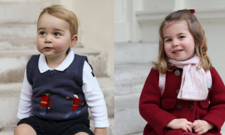 royal baby, książę geaorge, księżniczka charlotte