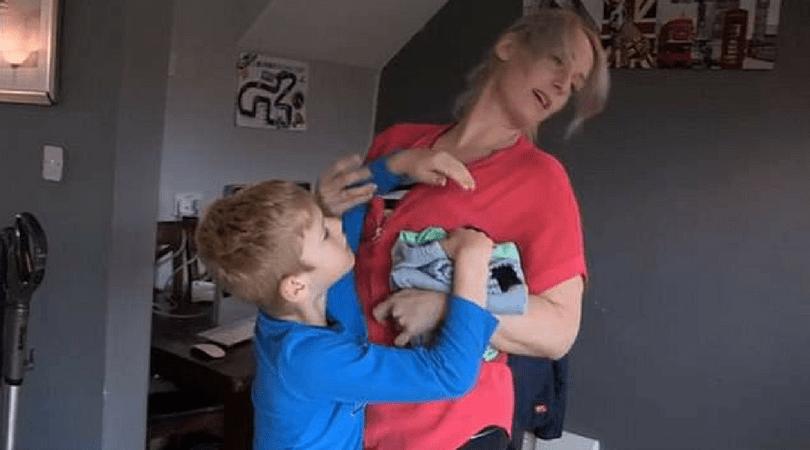 przemoc w rodzinie, ADHD