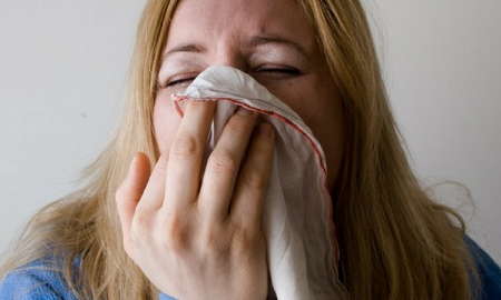 krwawienie z nosa, krwotok z nosa