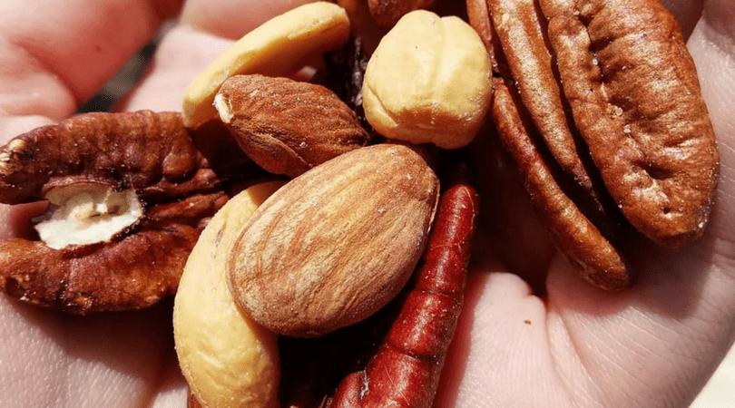 orzechy nerkowca, jak schudnąć