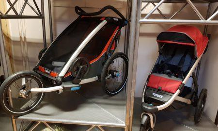 wózek biegowy, bieganie z wózkiem, bieganie z dzieckiem