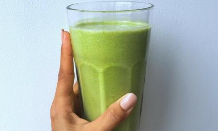 jak zwalczyć cellulit, jak schudnąć, koktajl na cellulit, koktajl spalający tłuszcz, zielony koktajl