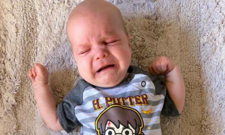 dziecko, płacz, ząbkowanie
