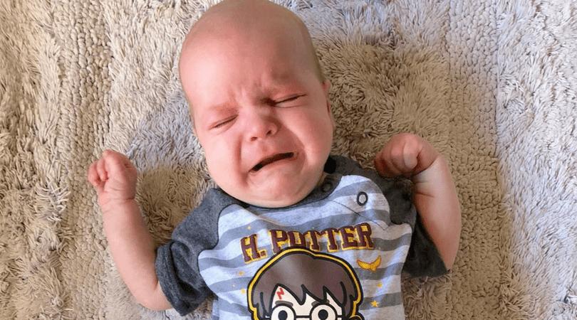 brad bentley, laura bentley, płacz dziecka, wibrator, jak uśpić dziecko