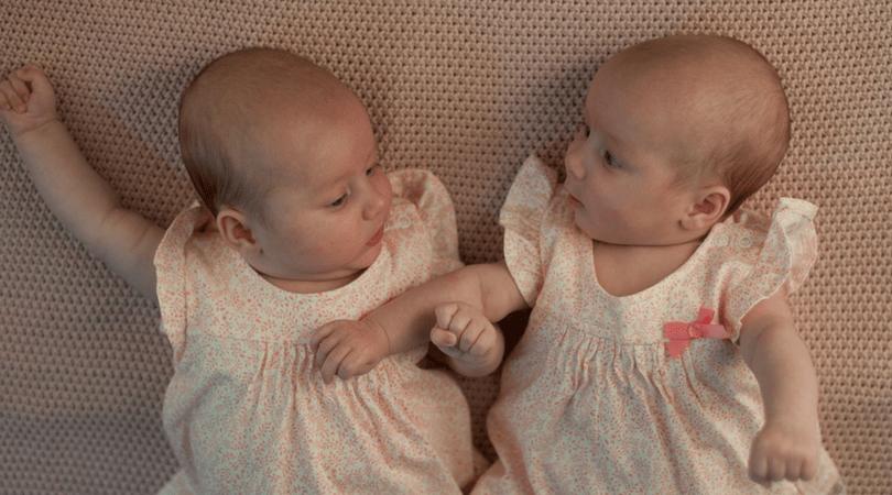 różne bliźniaki, test DNA, test na ojcostwo, ciąża bliźniacza
