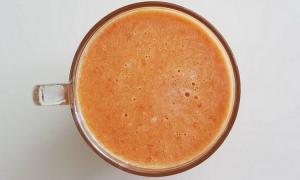 koktajl odchudzający, jak schudnąć, szybkie odchudzanie, przepis odchudzający, red smoothie, smoothie odchudzające