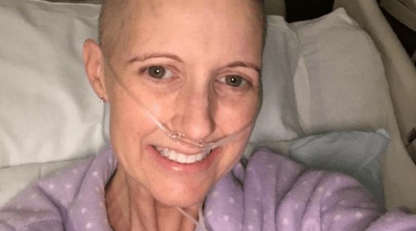 Jennifer Cordts, rak piersi, nowotwór piersi, rak zapalny piersi