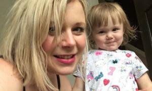 Holly Alcock, udar mózgu, udar mózgu u dzieci