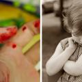 zabiła dziecko, śmierć dziecka, zabójstwo dziecka, podcięła gardło