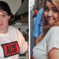 Mathilde Broberg, jak schudnąć, dziwna dieta