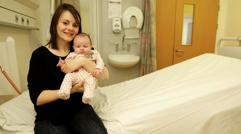 donna kelly, kobieta w ciąży, przedwczesny poród