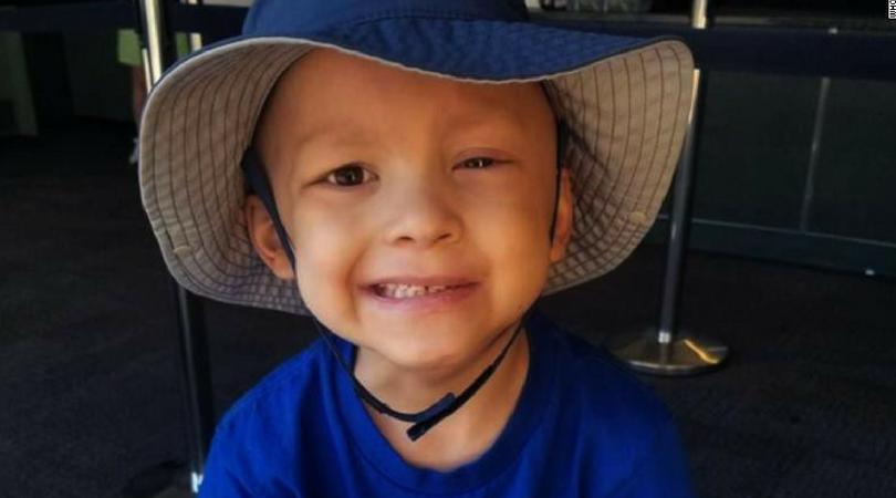 Garrett Matthias, śmierć dziecka, nowotwór u dzieci, nekrolog, plan pogrzebu