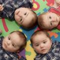 Kev Ashe, czworaczki, aborcja, aborcja wskazania