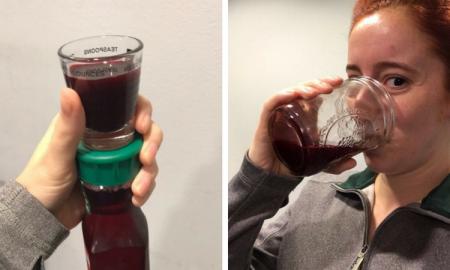 Ileana Paules-Bront, sok z buraka, buraki właściwości