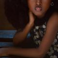 jare, 5-latka z nigerii, dziecięca modelka, najpiękniejsza dziewczynka