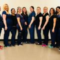pielęgniarki w ciąży, Banner Desert Medical Centre, kobieta w ciąży