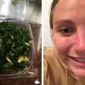 kate taylor, dieta wegańska, zrezygnowała z mięsa, zrezygnowała z nabiału