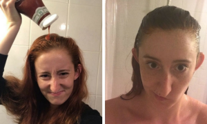 ileana paules-bronet, ketchup na włosy, maska na włosy