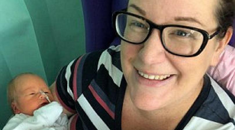 Jennifer Ashwood, ciąża bliźniacza, dwie macice