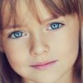 kristina pimenova, dziecięca modelka, najpiękniejsza dziewczynka