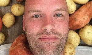 andrew taylor, pan ziemniak, ziemniaki w diecie