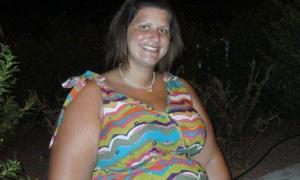 donna mckenna, jak schudnąć, schudła 70 kilo, figura po ciąży