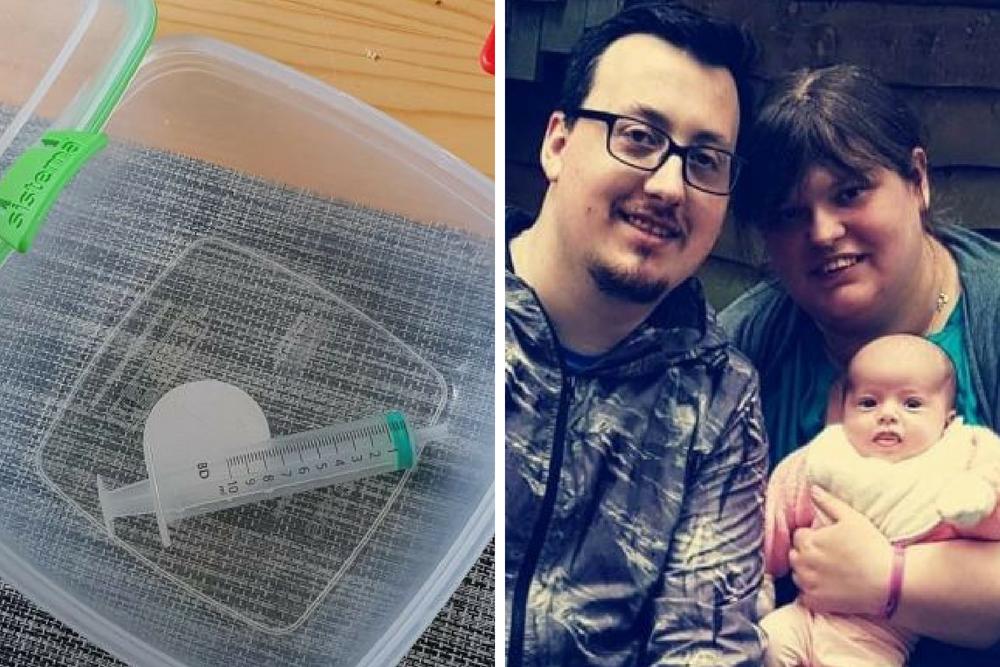 Alie Thomson, Kerry Allen, jak zajść w ciążę, nietypowe zapłodnienie