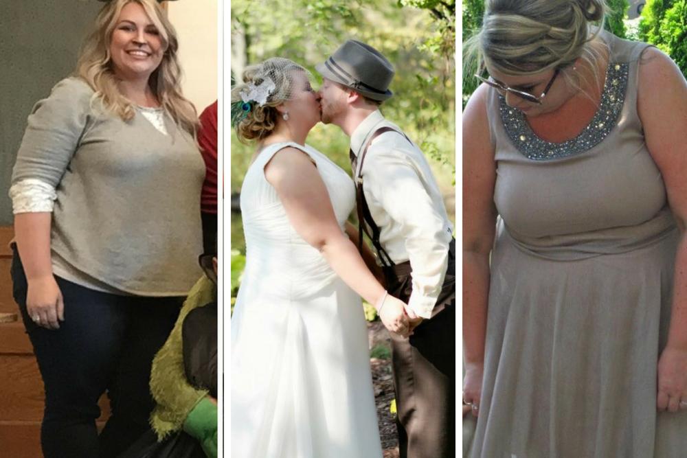 shandra redwine, schudła 33 kilo, zdrowa dieta, jak schudnąć