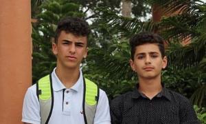 ahmed simrin, instagram, nastolatek