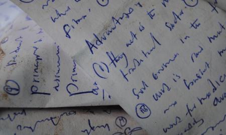 charakter pisma, choroba alzheimera, choroba parkinsona