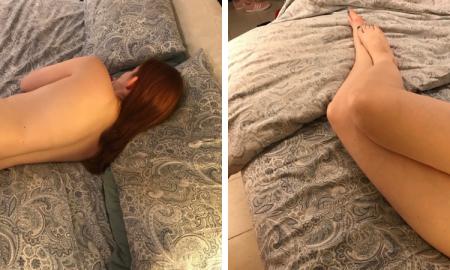 Ileana Paules-Bronet, spanie nago, spanie na golasa, zdrowy sen