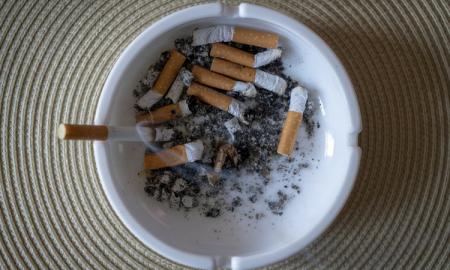 usg 4d, kobieta w ciąży, paląca cieżarna