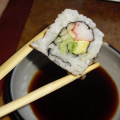 sushi, amputacja ręki, sushi wady, sushi bar