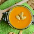 zupa krem, zupa dyniowa, dania odchudzające