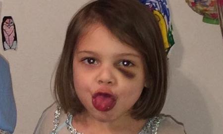 Leiliana Wright, pobił 4-latkę na śmierć, przemoc