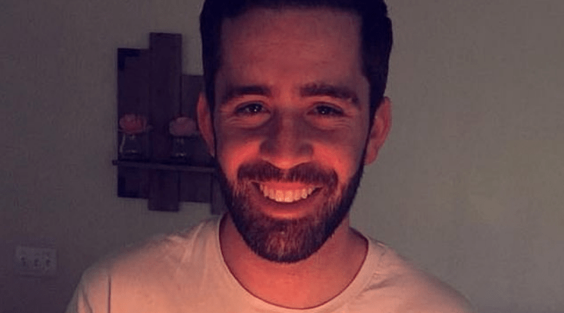 Christopher McGrory, wieczór kawalerski, śmierć pana młodego