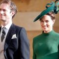 Pippa Middleton, James Matthews, znana celebrytka w ciąży